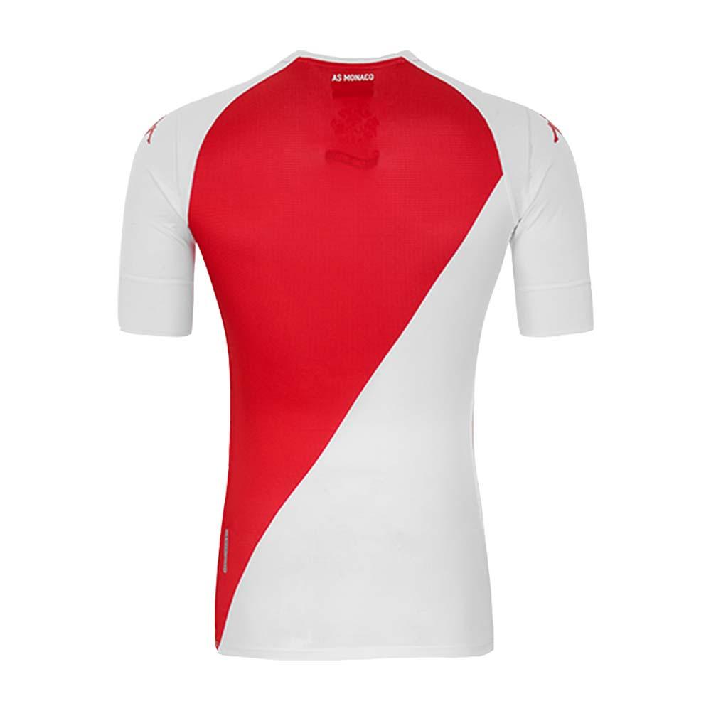 2020-2021 AS Monaco Kappa Home Shirt (Your Name)