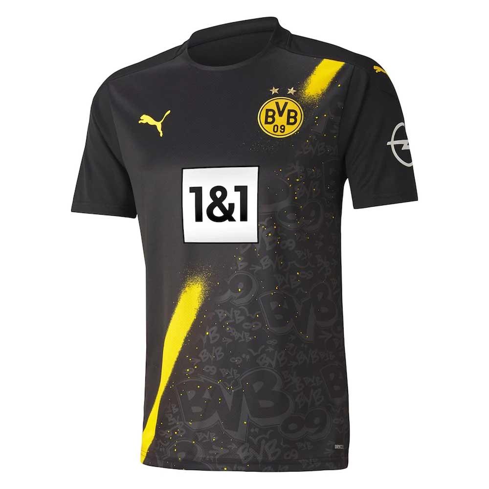 2020-2021 Borussia Dortmund Away Shirt (Kids) (M.GOTZE 10)