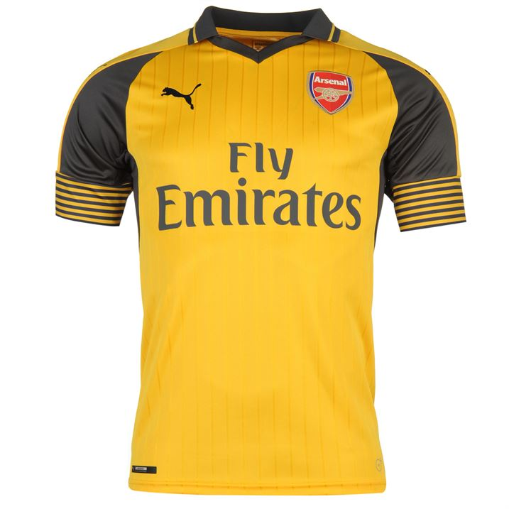 6f11bb111c67 Arsenal 2016-2017 Away Football Shirt (Big Sizes)  74971403P ...