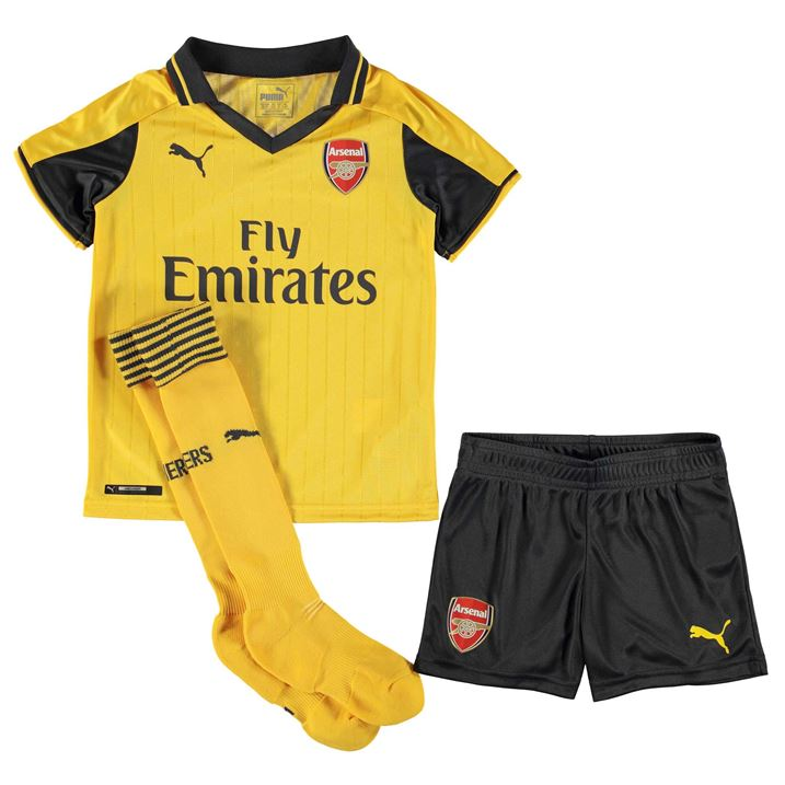 best sneakers f22b8 ac8aa arsenal away kit boys