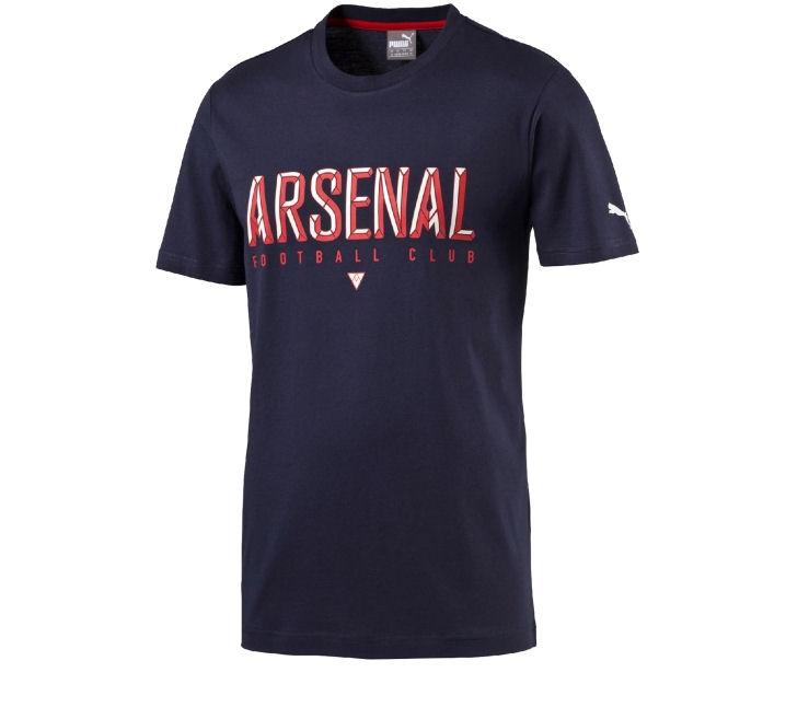 Arsenal 2016 Fan Tee Black Iris 74914402m