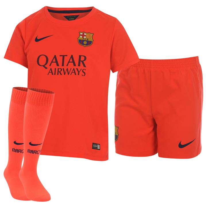 separation shoes 18001 f1a34 barcelona away jersey 2015