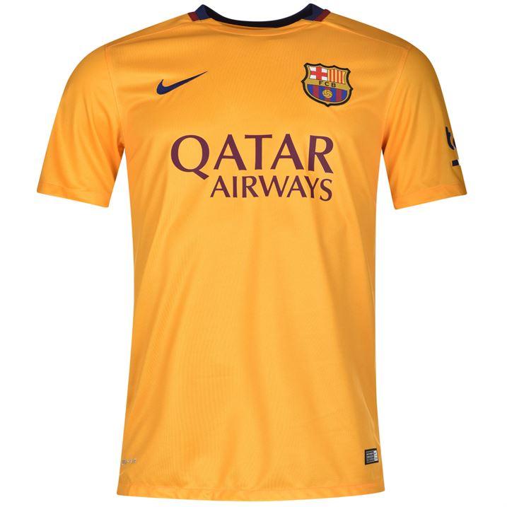 e61bddce4f7 Barcelona 2015-2016 Away Shirt  658785-740  -  52.92 Teamzo.com