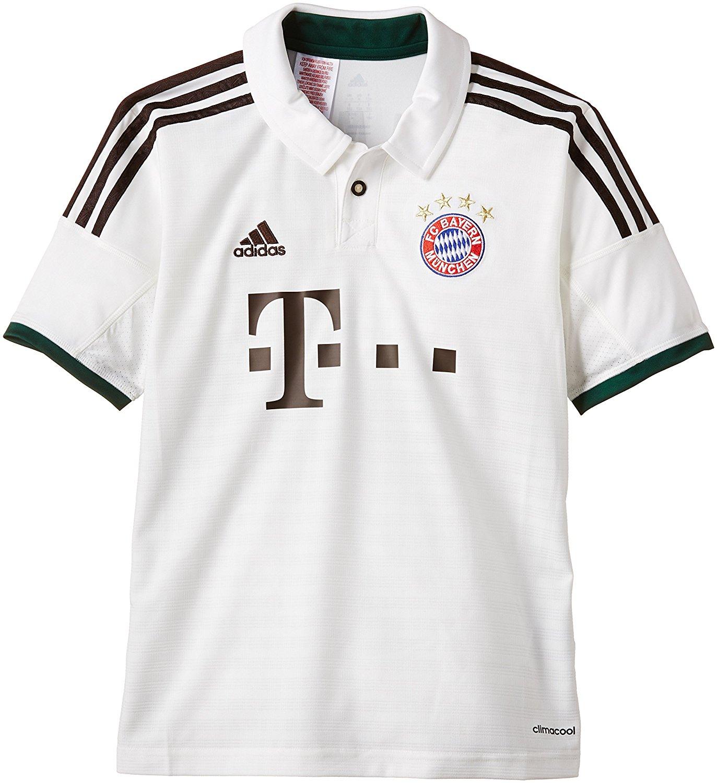 new style 53575 acfba Bayern Munich 2013-2014 Away Shirt (Kids)