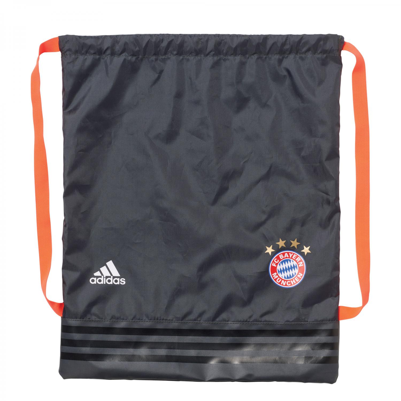 ... buy popular 220e5 f7b25 Bayern Munich 2016-2017 Gym Bag (Solid Grey) ... 94ac20d2a6