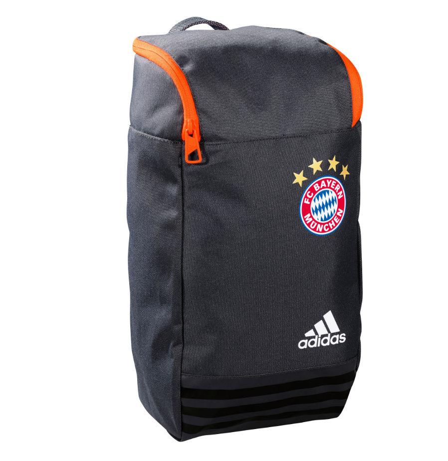 ... new arrival 74c06 8b93e Bayern Munich 2016-2017 Shoe Bag (Solid Grey)  ... 5610ded13a