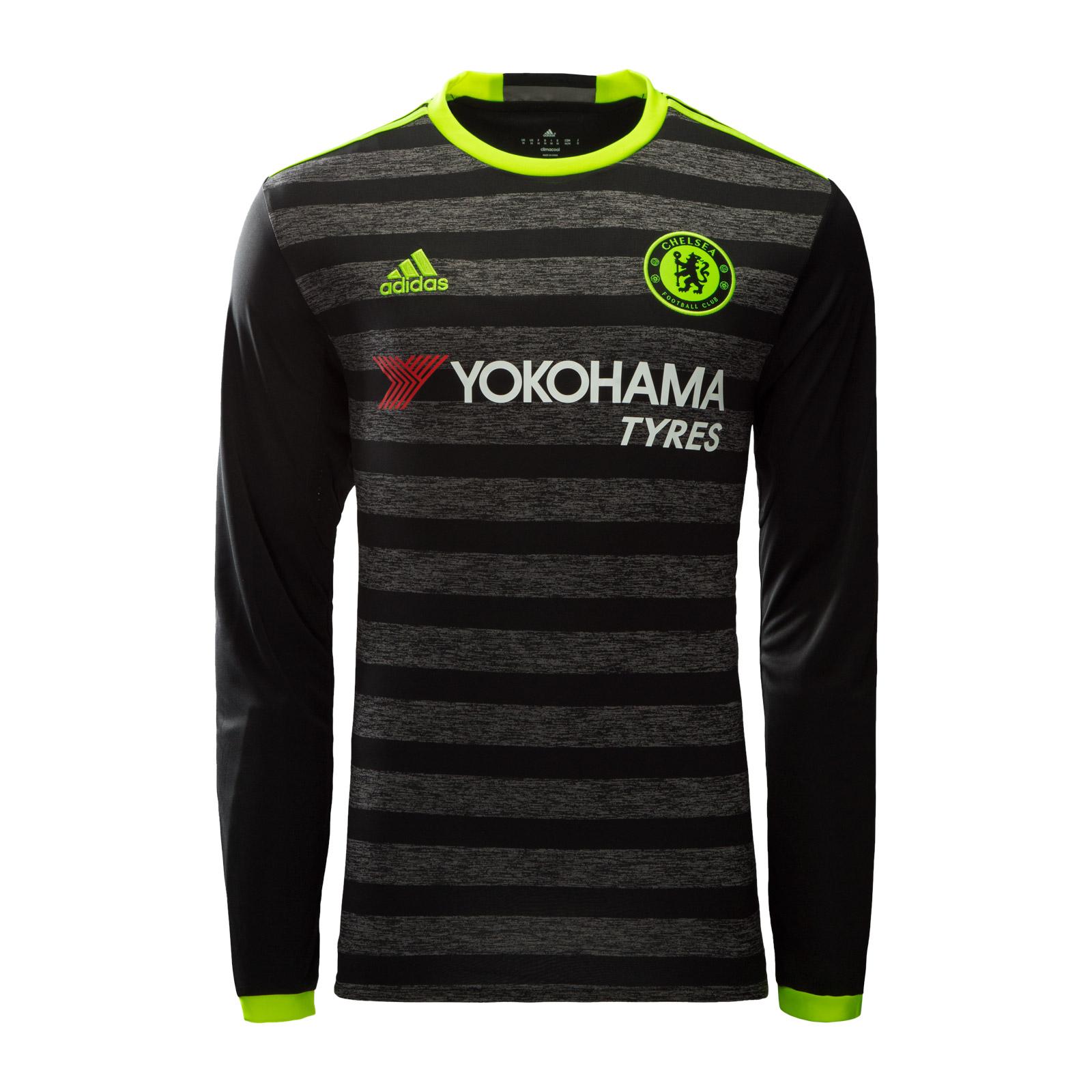 Chelsea 2016-2017 Away Long Sleeve Shirt  AI7132  -  46.46 Teamzo.com 56817db5b