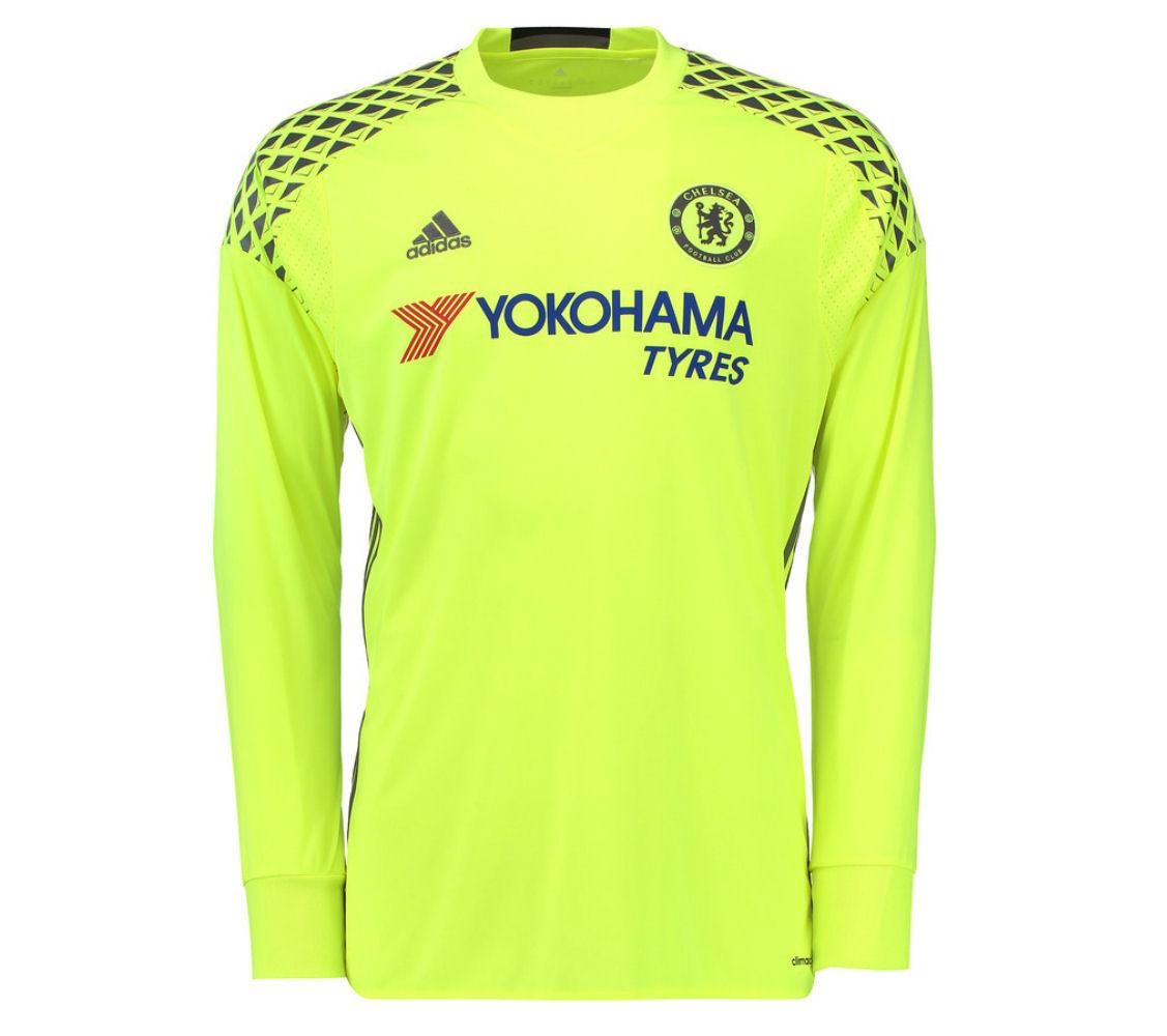 Chelsea 2016-2017 Goalkeeper Shirt (Vivid Mint)  AI7162  -  59.21 ... 44039267c