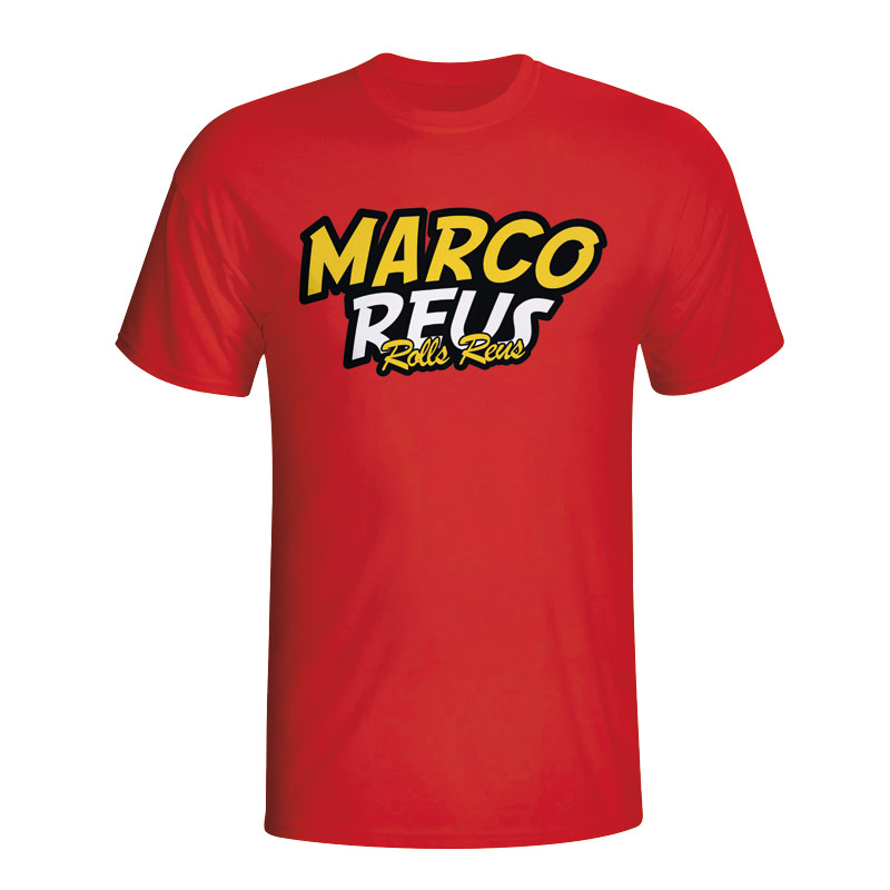 huge selection of 3f78e 0467d Marco Reus Comic Book T-shirt (red)