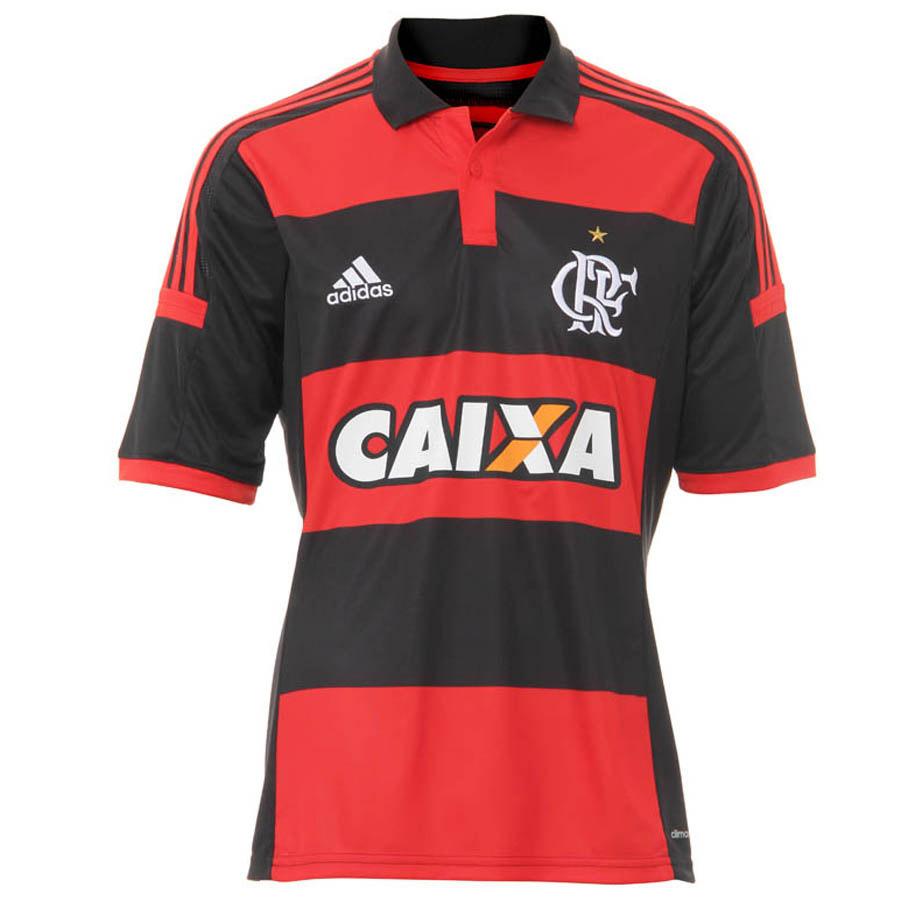 Flamengo 14-15 Home Shirt