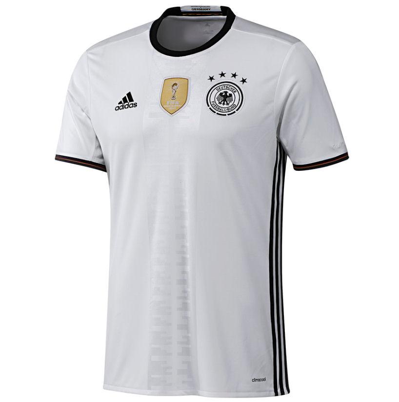 Germany 2016-2017 Home Shirt (Kids)  AA0138  -  23.69 Teamzo.com de7af155c