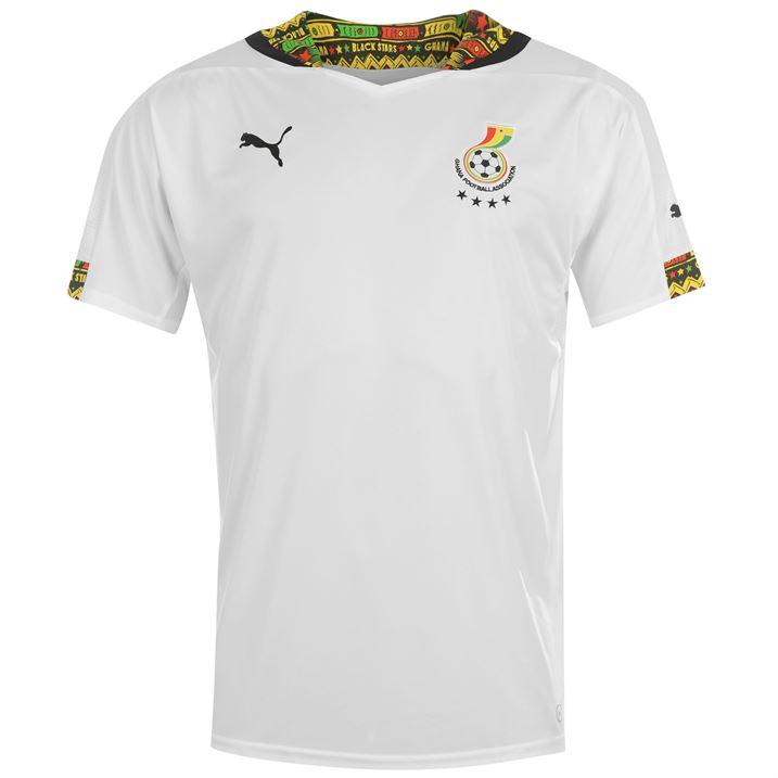 Preferred Ghana 14-15 Home Shirt [74468001] - $79.59 Teamzo.com VM01
