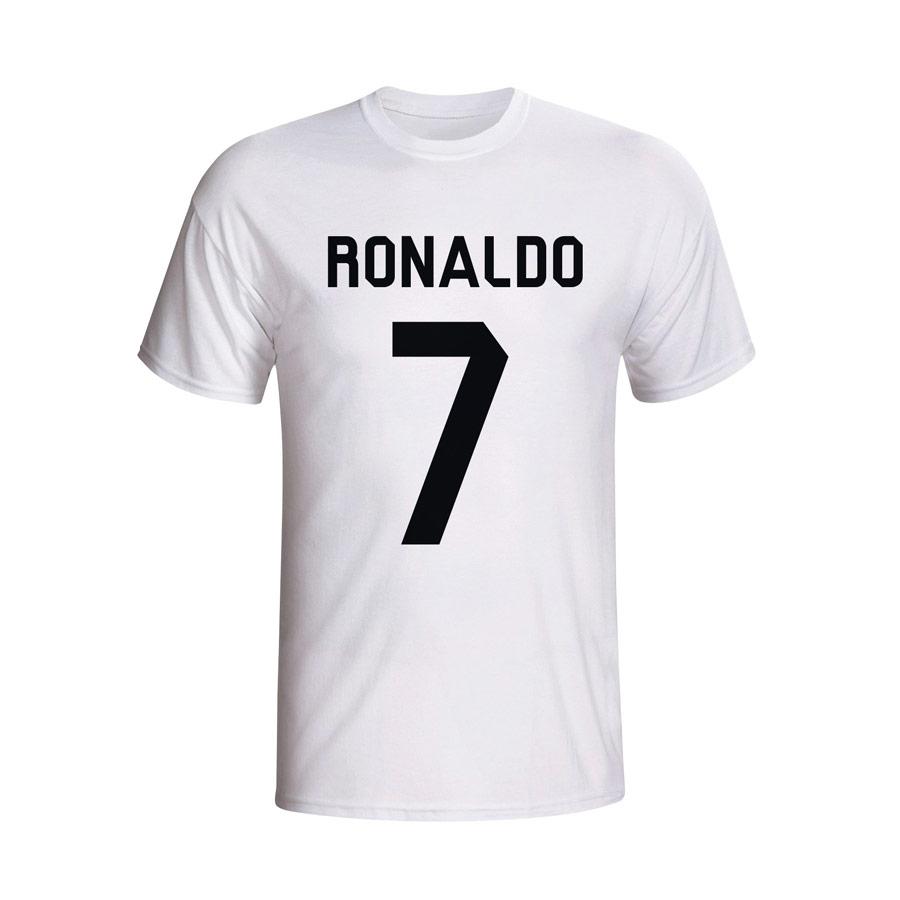 the latest 1e716 f4f77 Cristiano Ronaldo Real Madrid Hero T-shirt (white) - Kids