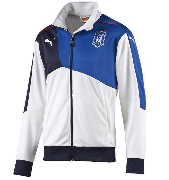 5b6629f130 Italy 15-16 Walkout Jacket (White) - Kids  74700302b  -  32.73 ...