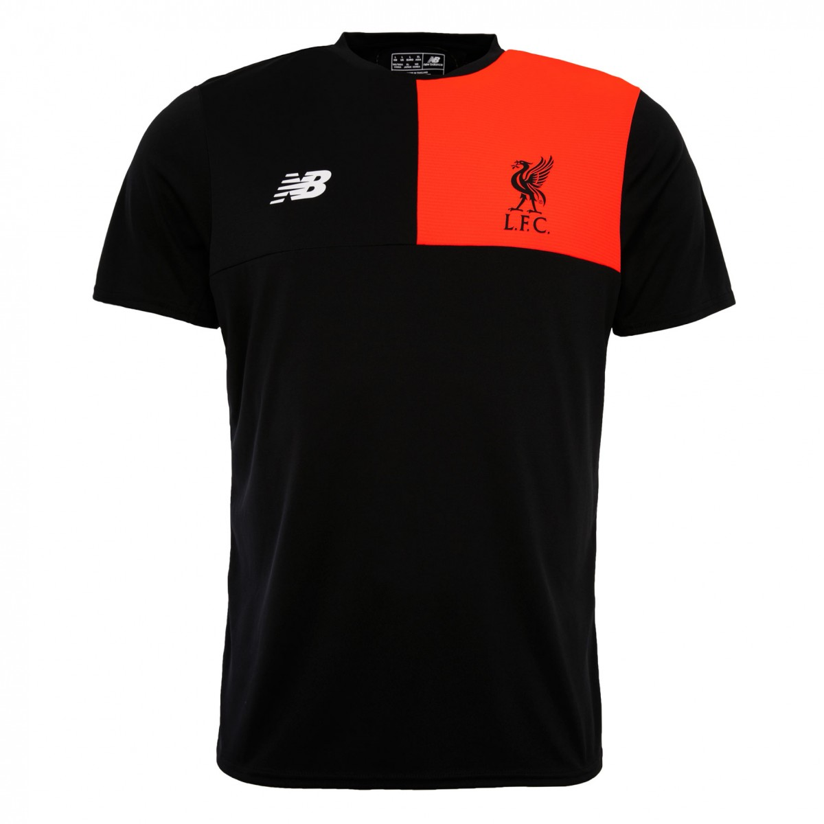 Liverpool 2016 2017 Infants Training Shirt Black