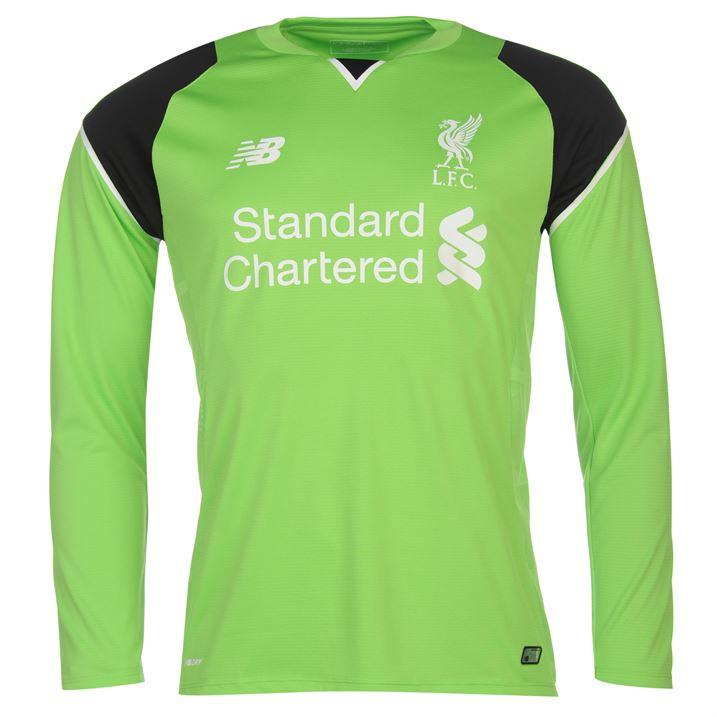 a21fb58eaae Liverpool 2016-2017 Home GK Shirt (Green)  MT630003  -  52.42 Teamzo.com