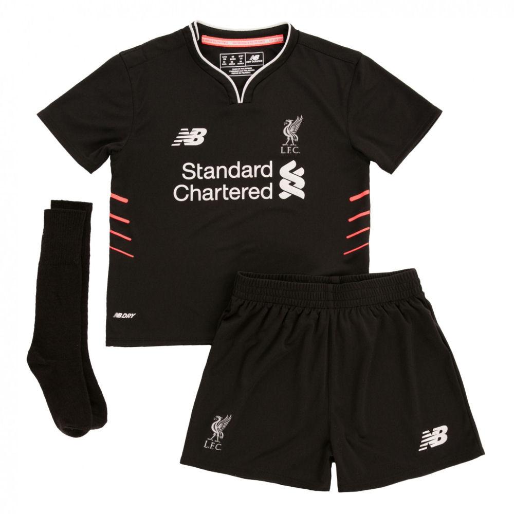 Liverpool 2016-2017 Away Little Boys Mini Kit  IY630003  -  37.17 ... 9917386c8