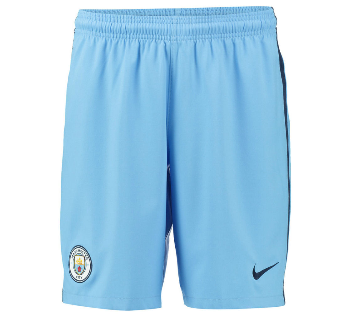 Man City 2016-2017 Home Shorts (Blue)  776896-488  -  33.04 Teamzo.com b7ecfc1f5