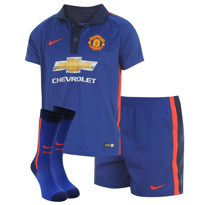 e89899fe6 Man Utd 14-15 Third Baby Kit  631254-418  -  19.76 Teamzo.com