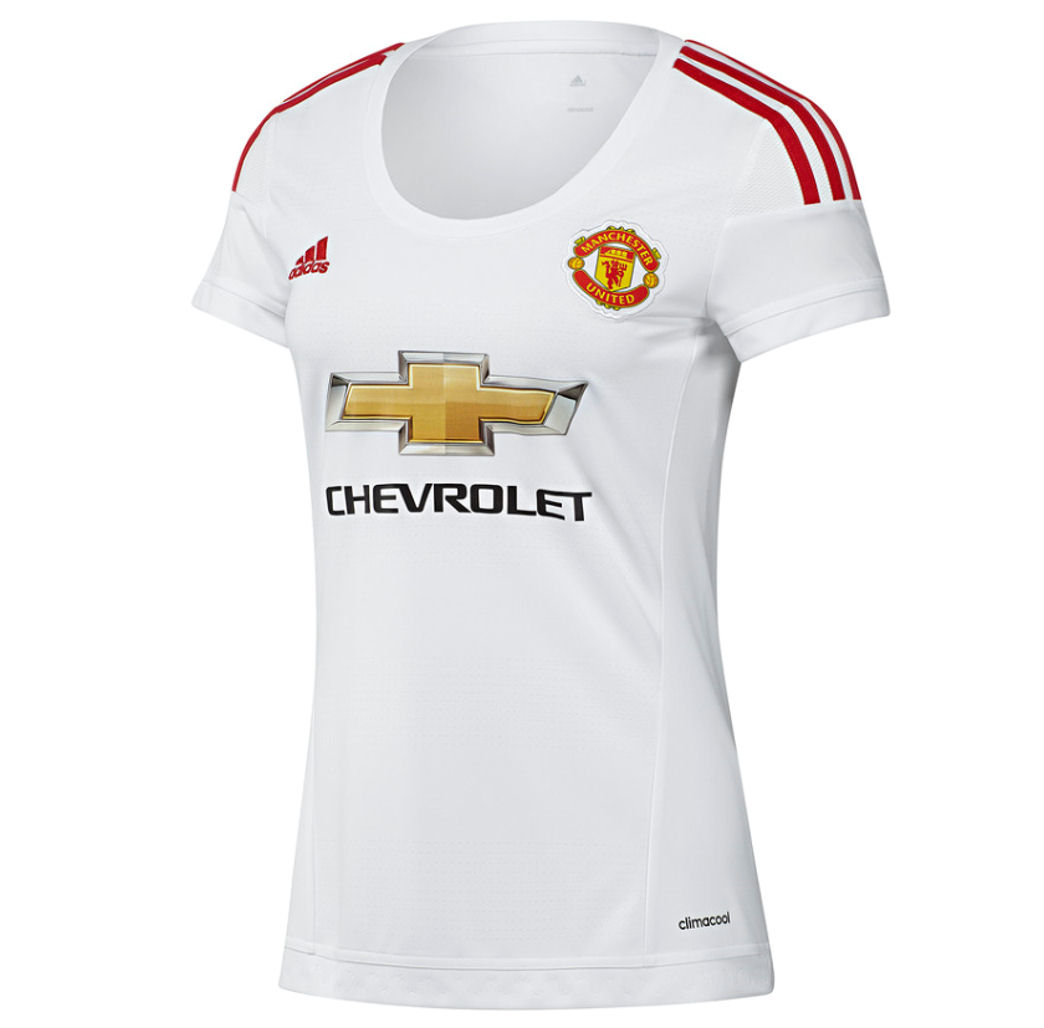 New Adidas Climacool Manchester United Short Sleeve Soccer Jersey Boys Xl Kids' Clothing, Shoes & Accs Tops, Shirts & T-shirts