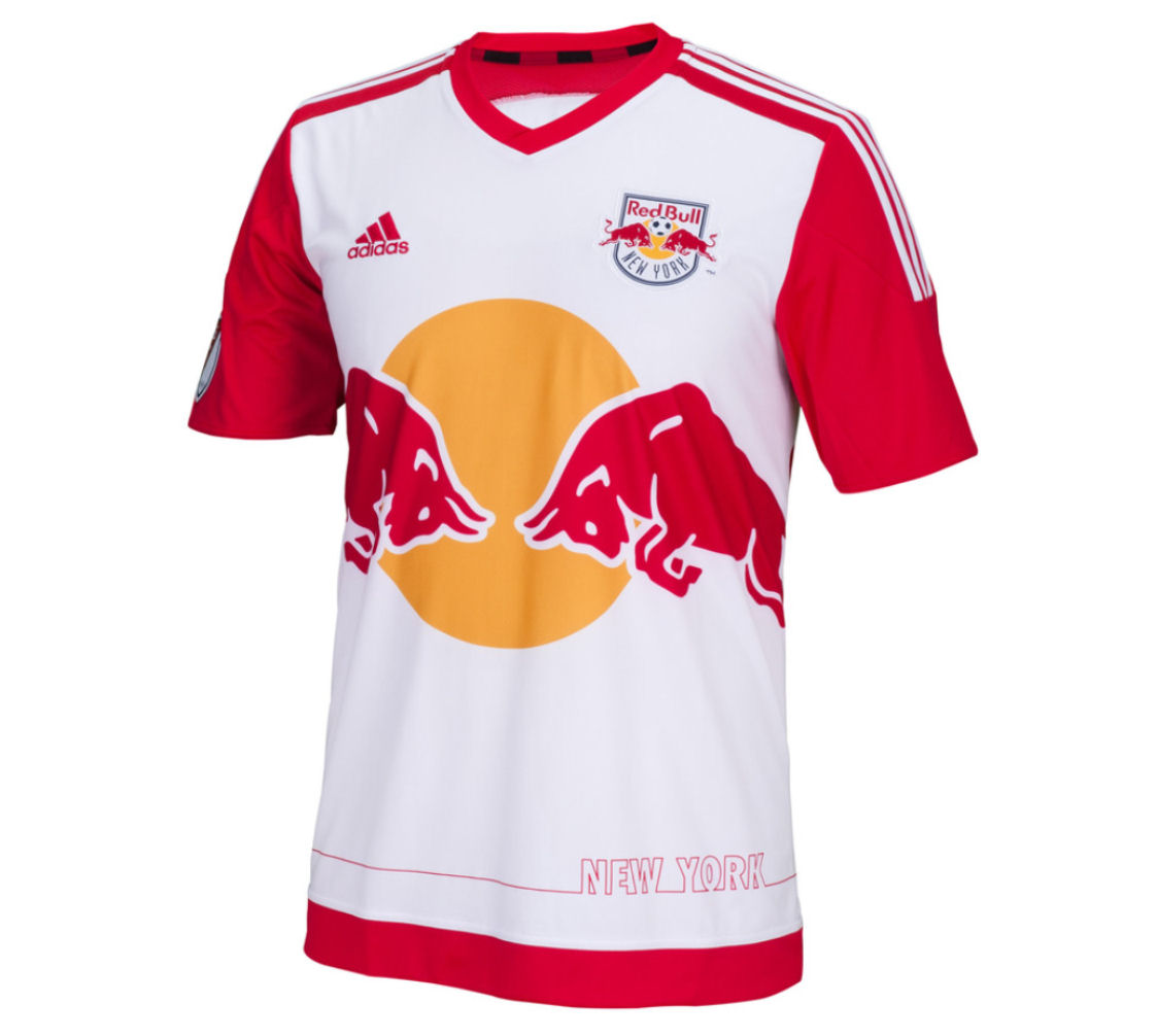 New york red bulls 2016 home shirt ao1569 for New home products 2016