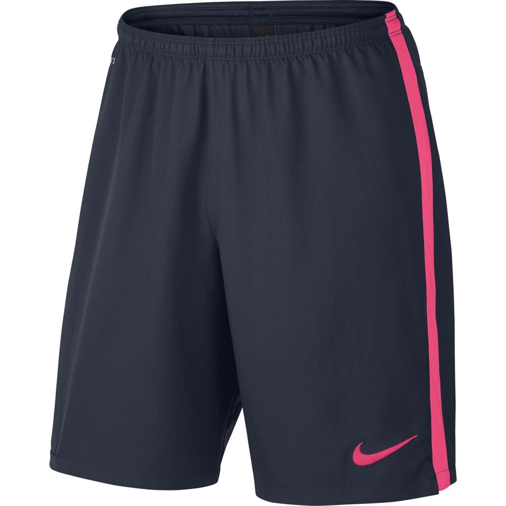 Nike Squad Woven Shorts (Navy-Pink)