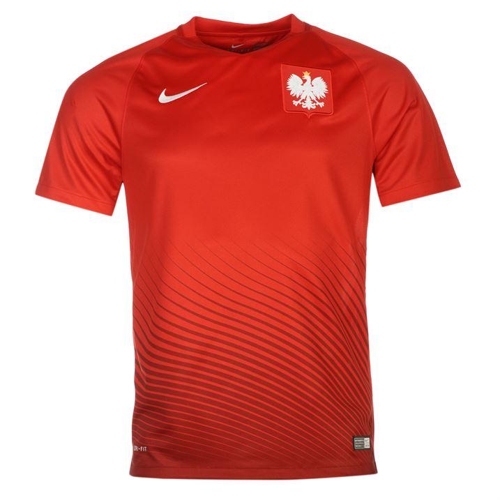 Poland 2017: Poland 2016-2017 Away Shirt [724633-611]