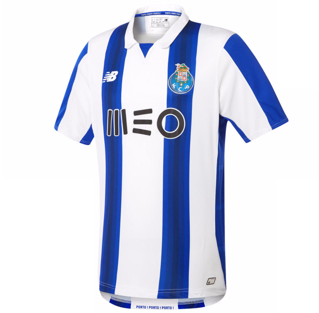 FC Porto 2016-2017 Home Shirt  MT630033  -  52.88 Teamzo.com 739d431ed