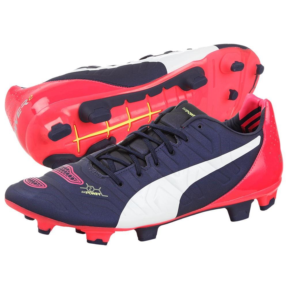 Puma Evospeed 2.3 Firm Ground Football Boots (Plasma) bZH2UrI