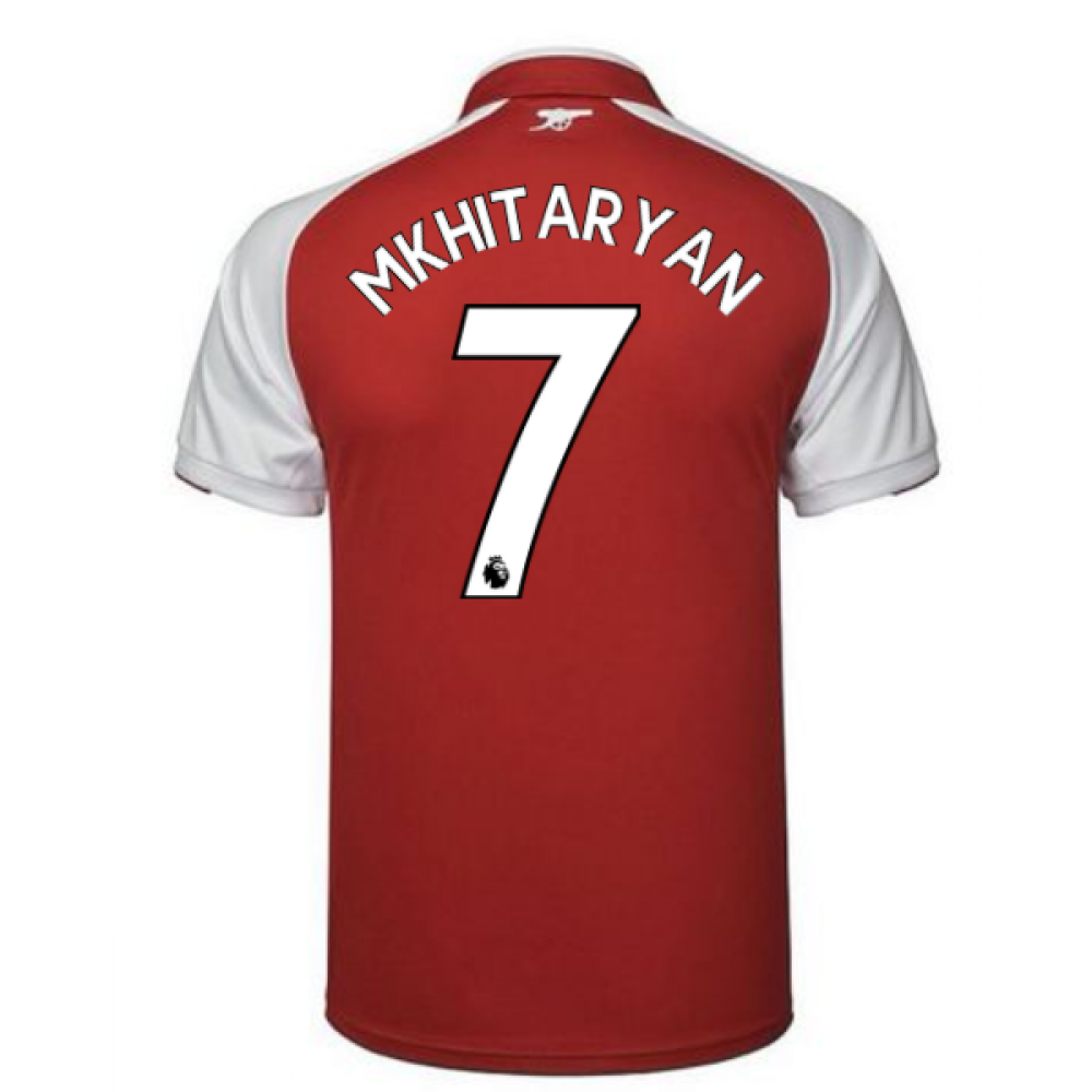 2017 18 arsenal home shirt kids mkhitaryan 7 75152102 for Arsenal t shirts sale