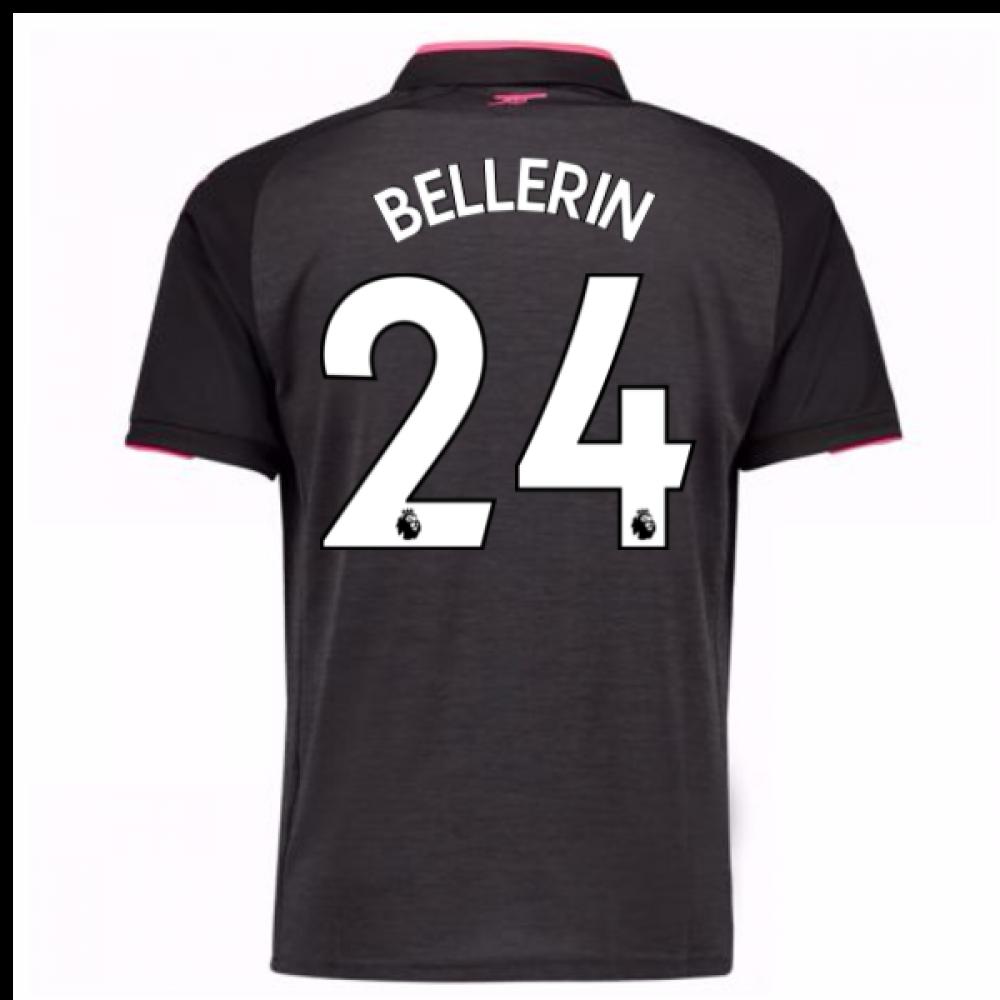 release date: fc9e5 d3f8e 2017-18 Arsenal Third Shirt (Bellerin 24)