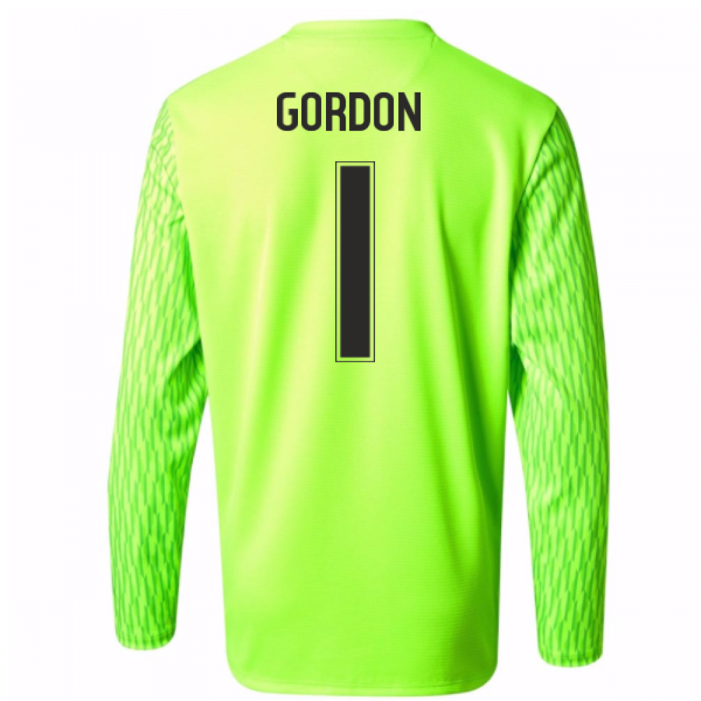 a93e56b11 2017-18 Celtic Home Goalkeeper Shirt - Kids (Gordon 1)  JT739013 ...