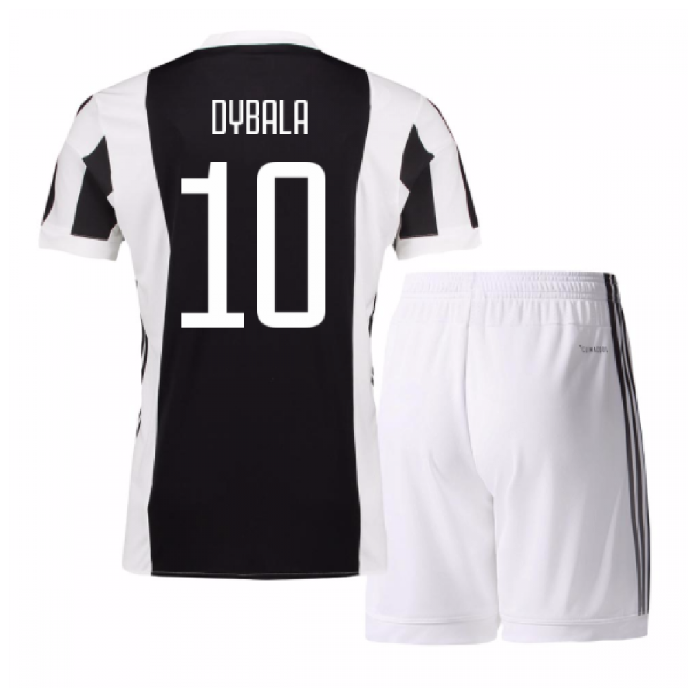 low priced add91 fd75a 2017-18 Juventus Home Mini Kit (Dybala 10)
