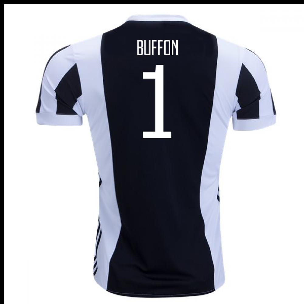 separation shoes a2ec7 03503 2017-18 Juventus Home Shirt (Buffon 1)
