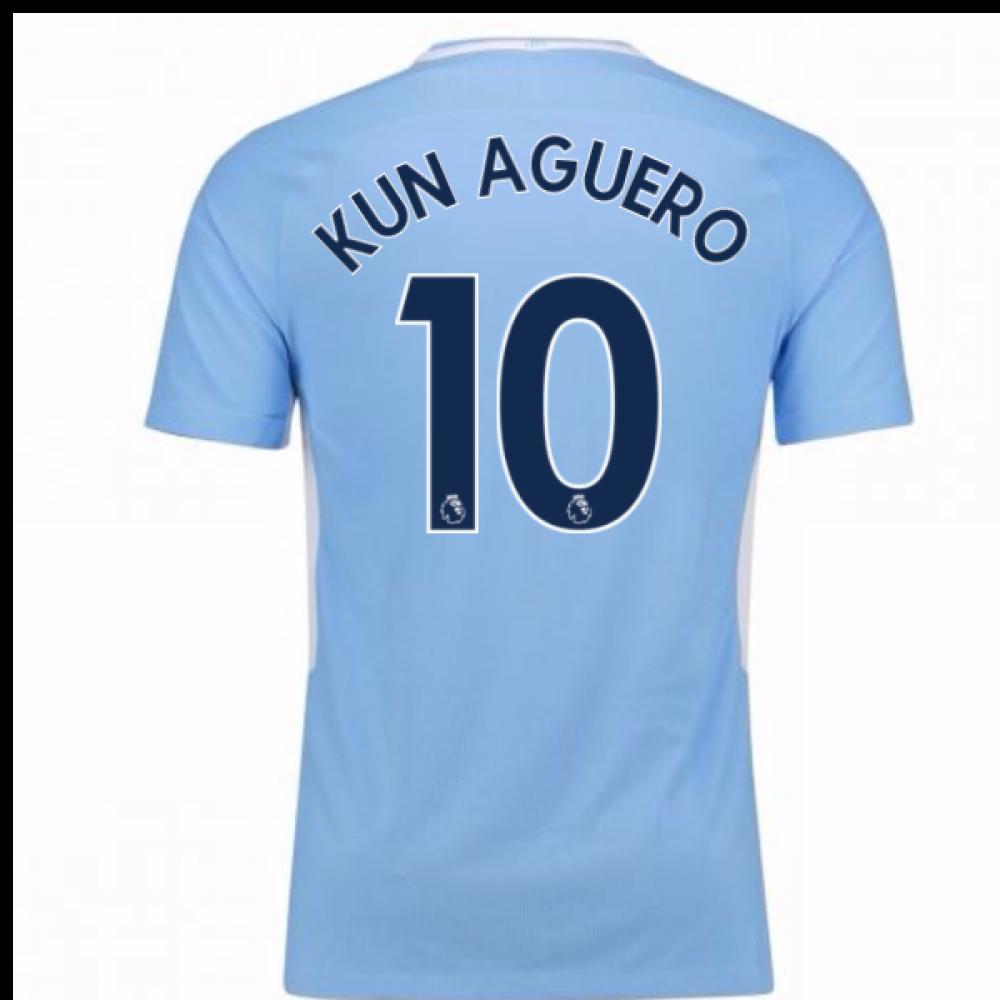 201718 man city home shirt kun aguero 10 847261489