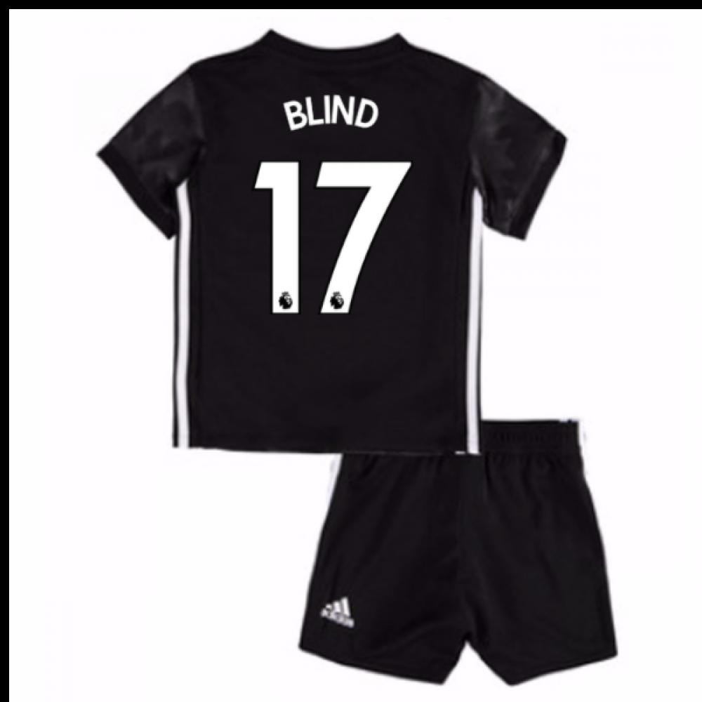 2017-18 Man Utd Away Baby Kit (Blind 17)  AZ7566-92521  -  66.38 ... f38007a05