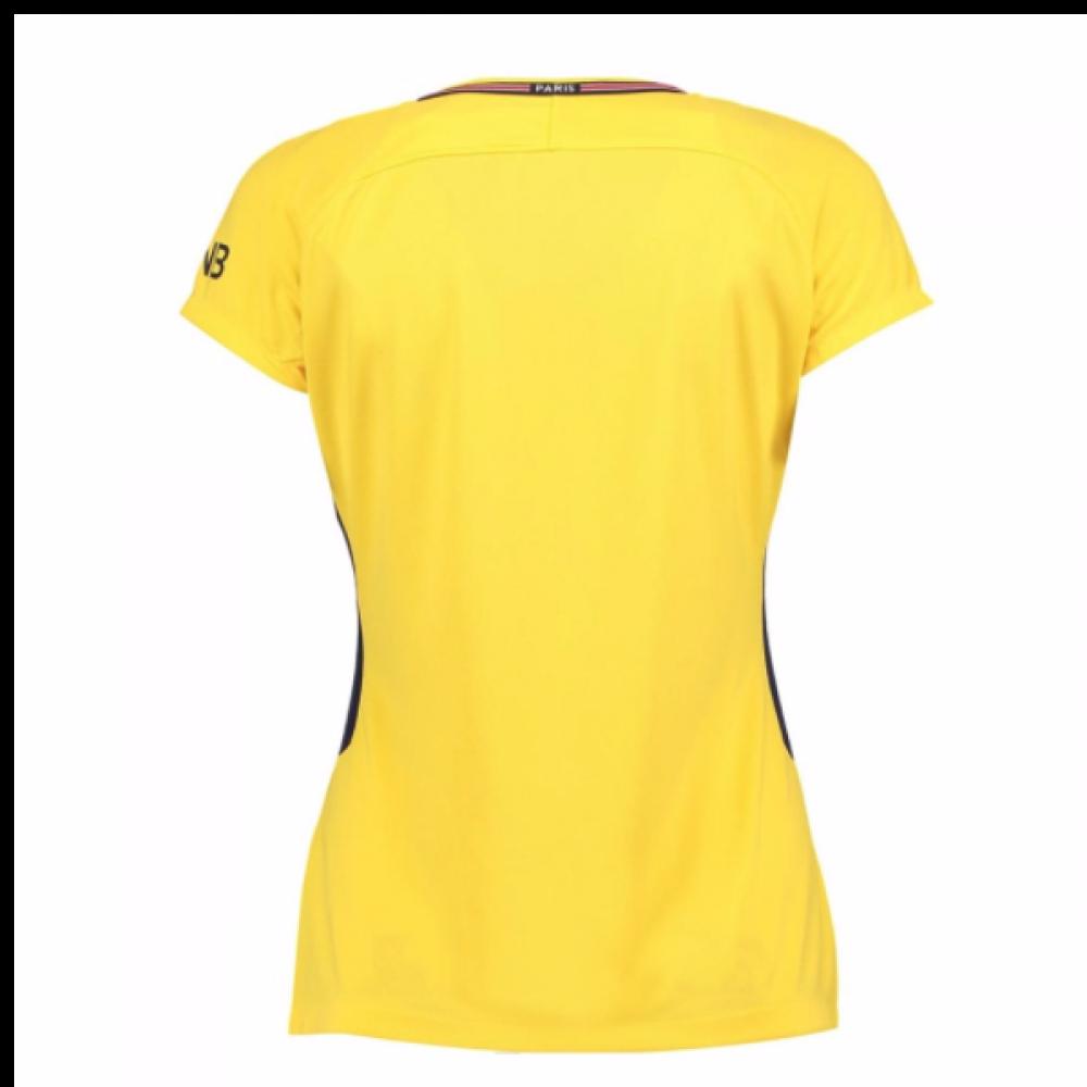 pretty nice 92434 c8258 2017-18 PSG Away Womens Shirt (Cavani 9)