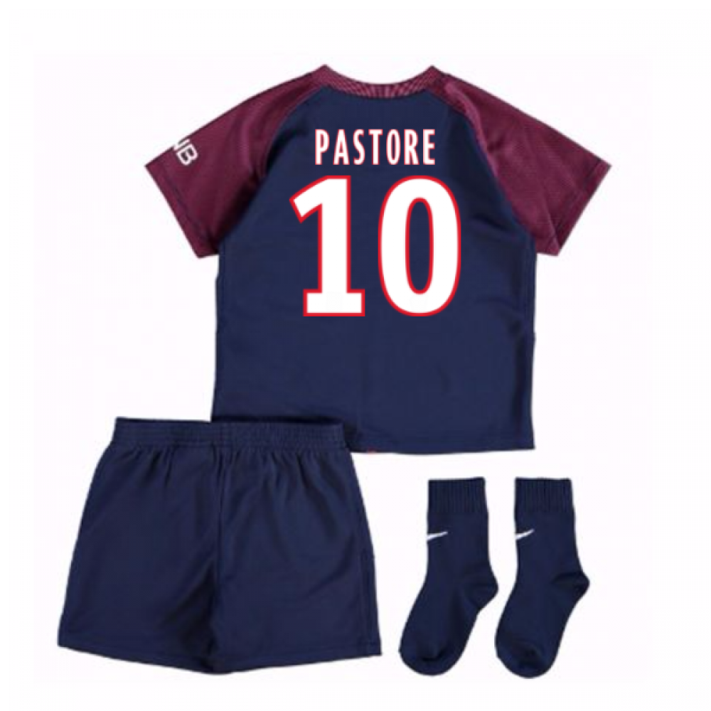 03e35550eea4 2017-18 Psg Home Baby Kit (Pastore 10)  847326-430-94152  -  65.20 ...