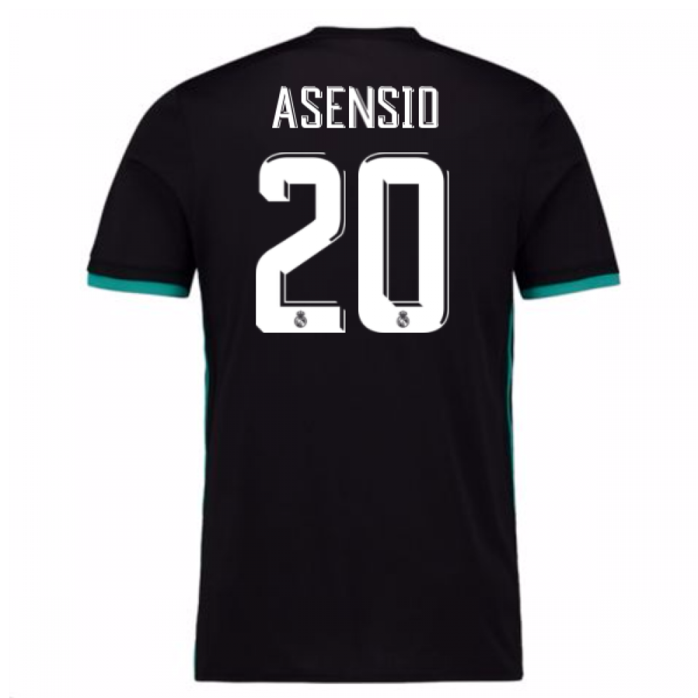 185a1524271 2017-18 Real Madrid Away Shirt - Kids (Asensio 20)  CF9579-95134 ...