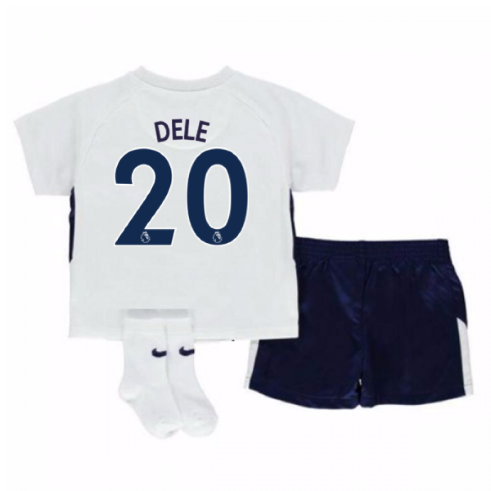 promo code d9bae 5aae5 2017-18 Tottenham Home Baby Kit (Dele 20)