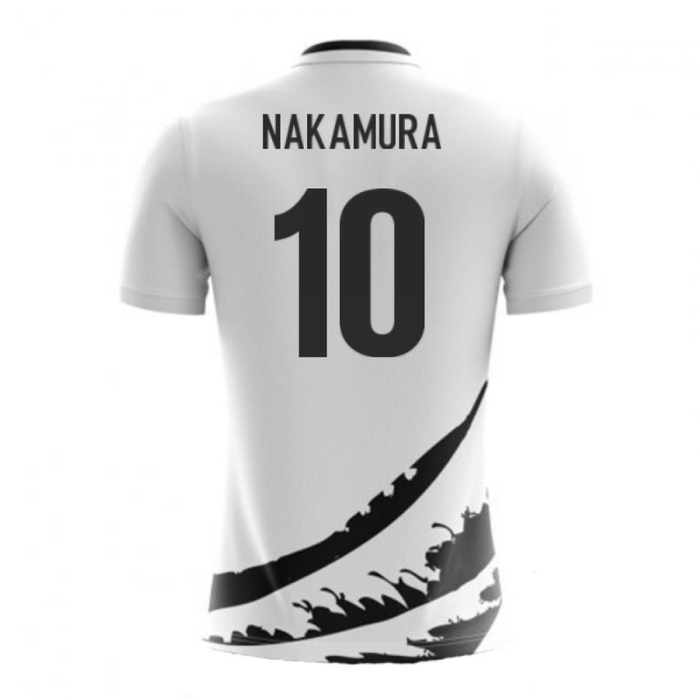 2a1b4b2be11 2018-19 Japan Airo Concept Away Shirt (Nakamura 10) [JAPANA-107740] -  $57.17 Teamzo.com