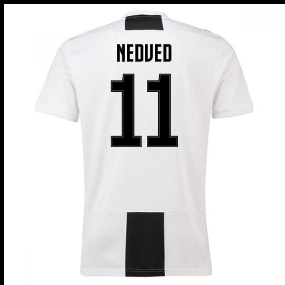 a1d1974a8 2018-19 Juventus Home Shirt (Nedved 11) - Kids  CF3496-112123 ...