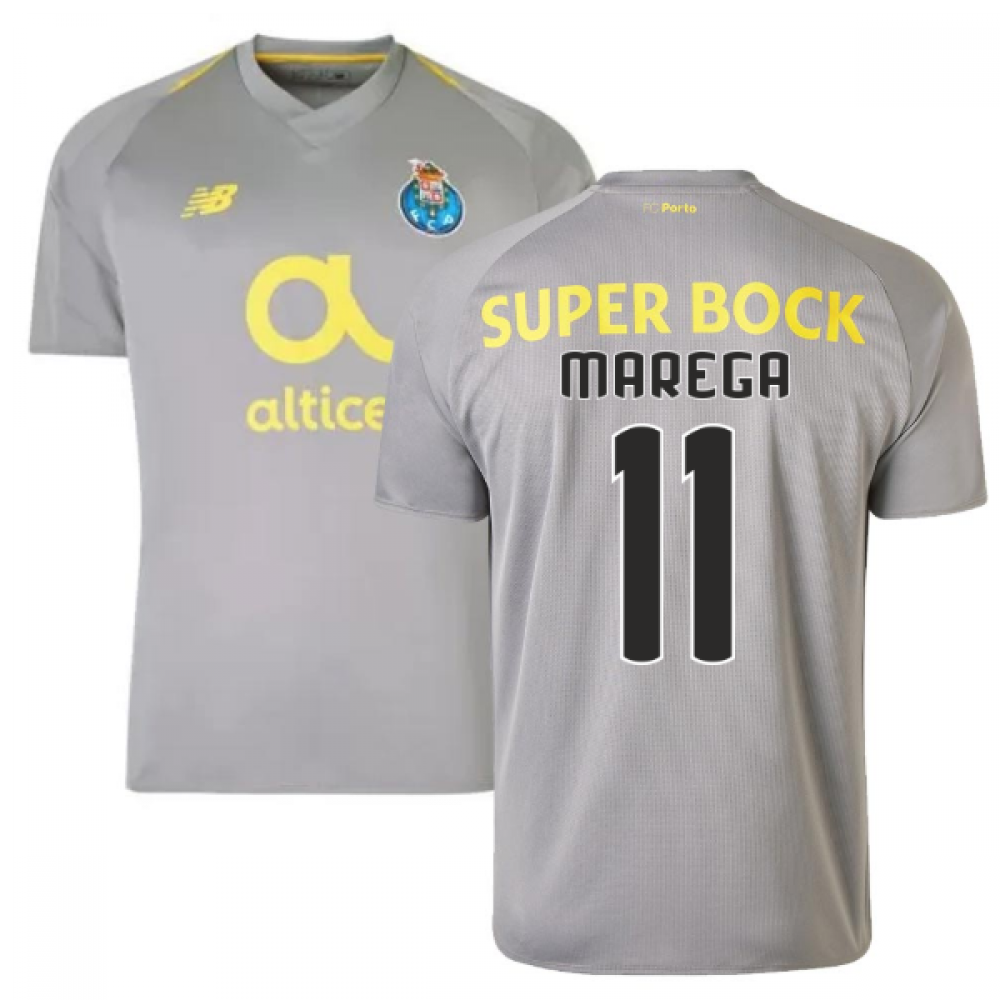 promo code daa10 749ae 2018-19 Porto Away Football Shirt (Marega 11)