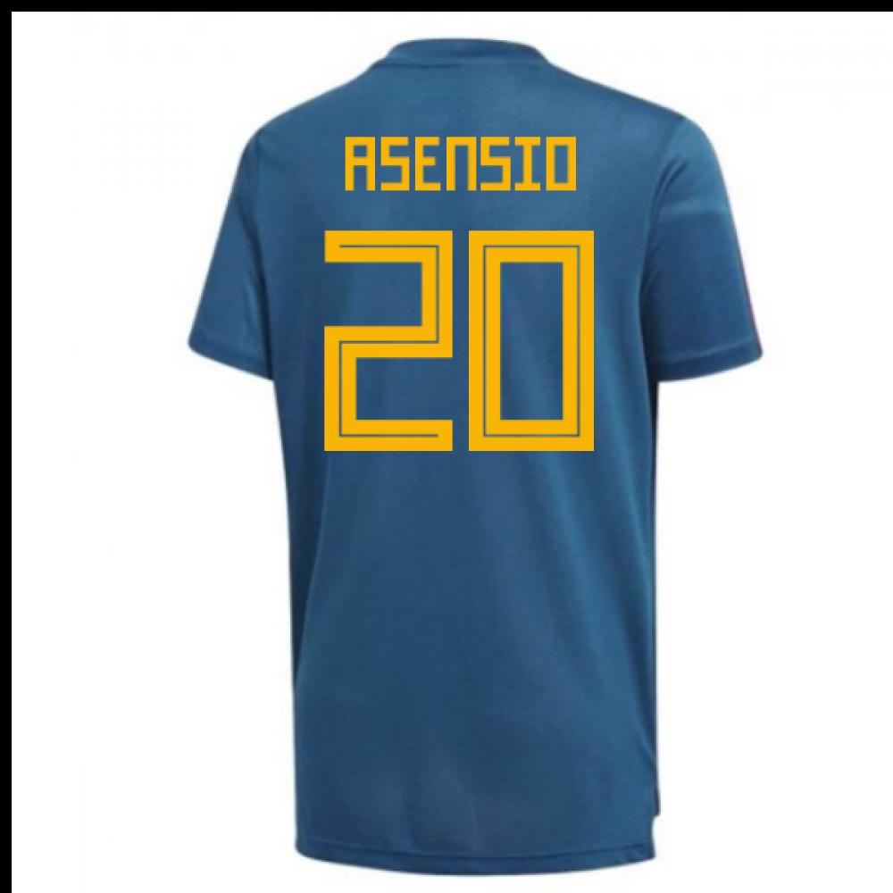 2018-19 Spain Training Shirt (Asensio 20)  CE8826-105097  -  59.53 ... 65948d223