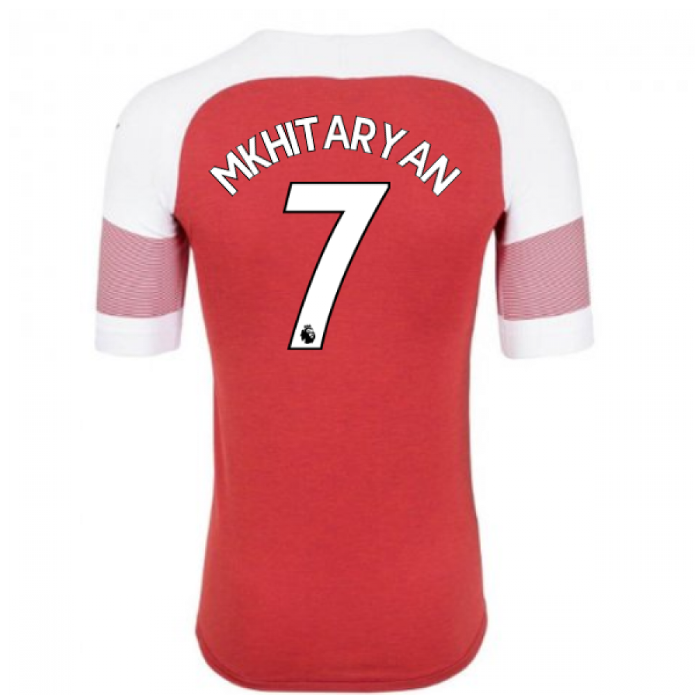2018-2019 Arsenal Puma Home Football Shirt (Mkhitaryan 7) - Kids ... 141552087