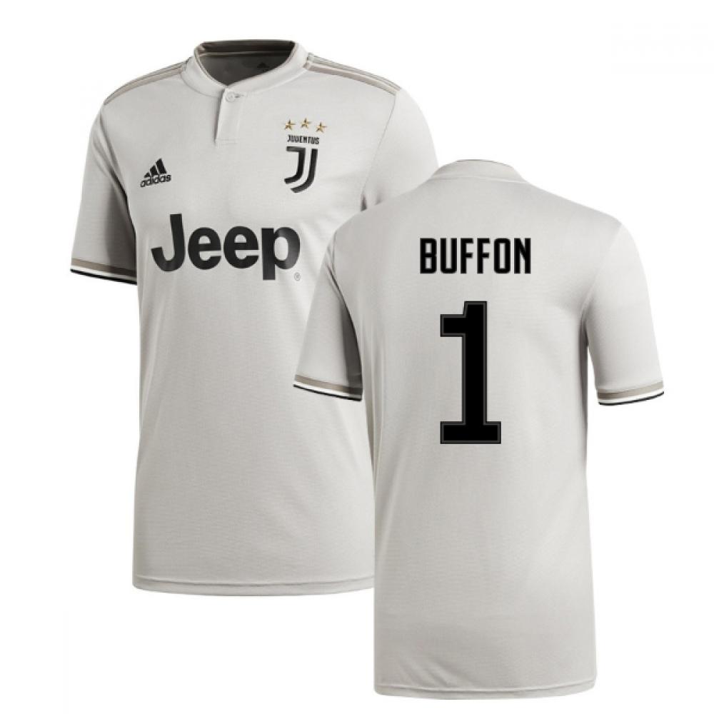 Adidas Football buffon 2018-2019 Juventus Shirt 1 Away