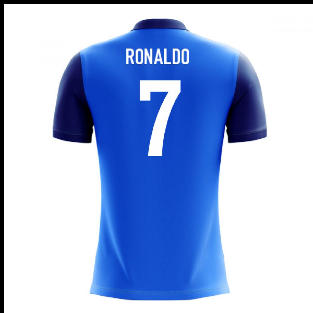 2018 2019 portugal airo concept 3rd shirt ronaldo 7. Black Bedroom Furniture Sets. Home Design Ideas