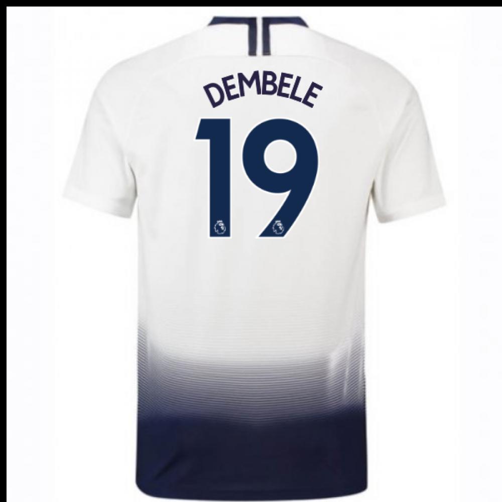2018 2019 Tottenham Home Nike Football Shirt Dembele 19 919005 101 115057 120 08 Teamzo Com