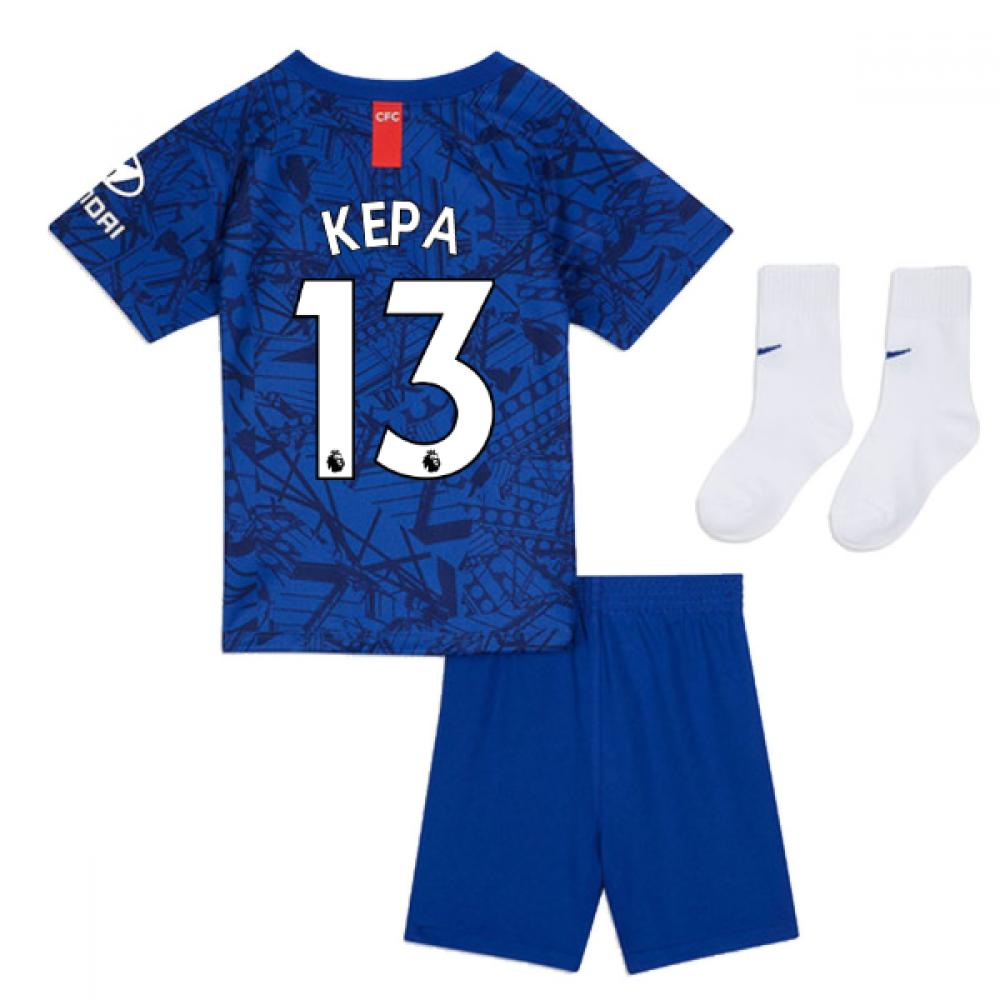 huge discount 6926e 70656 2019-20 Chelsea Home Baby Kit (Kepa 13)