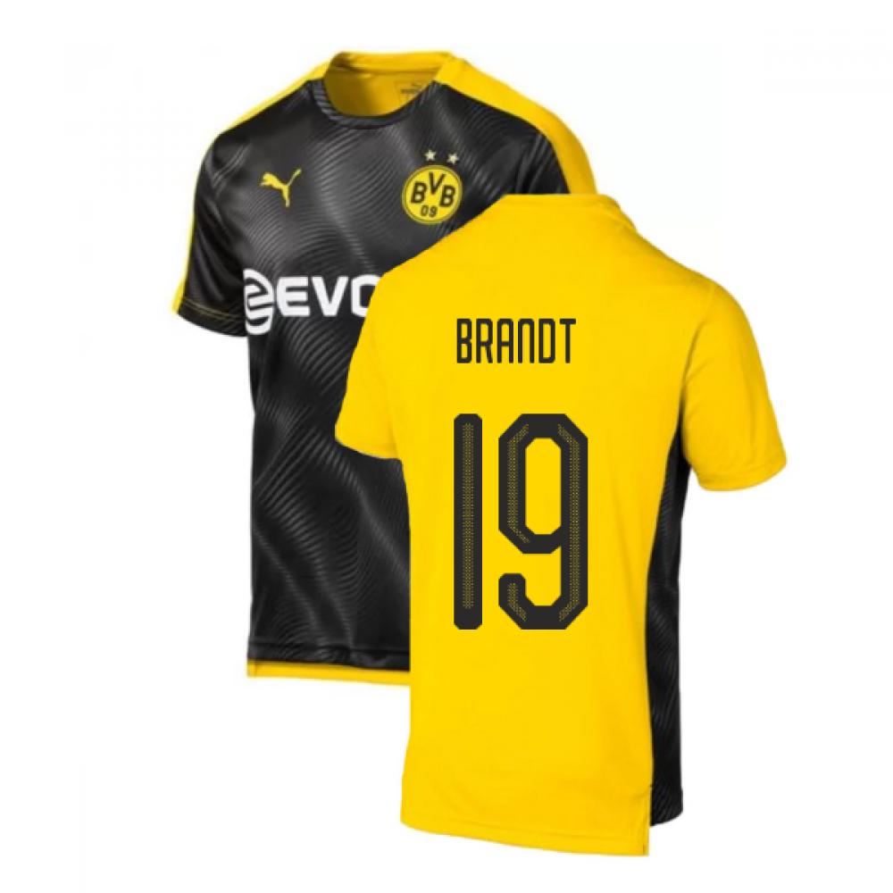 Borussia Dortmund Black Jersey Cheap Online